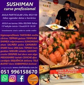 curso sushiman