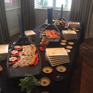mesa festas